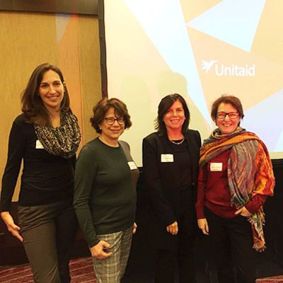 FIOTEC participates in UNITAID forum with projects from all over the world