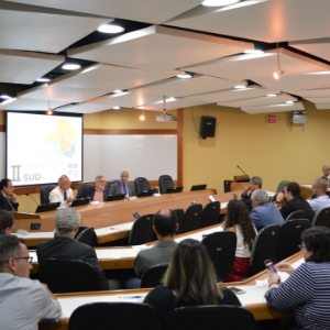 Debureaucratization dominates debates in the 2nd ENFASUD meeting in Rio de Janeiro